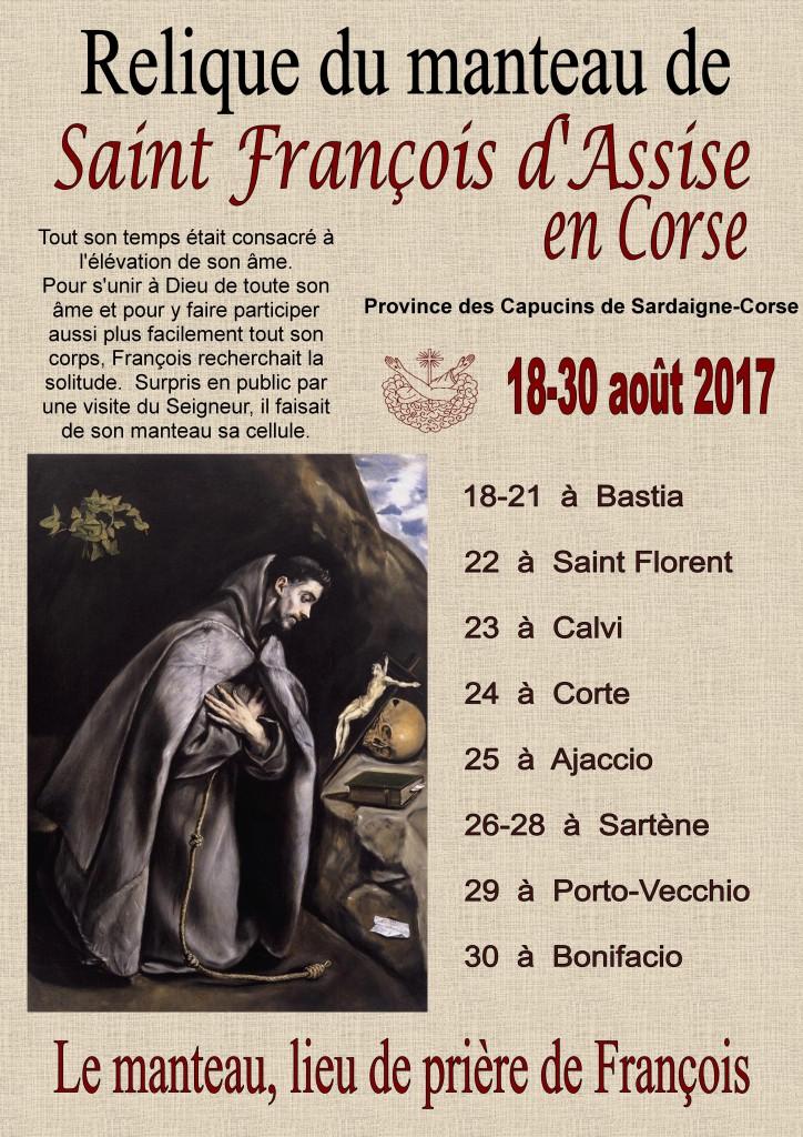 affiche manteau s.françois