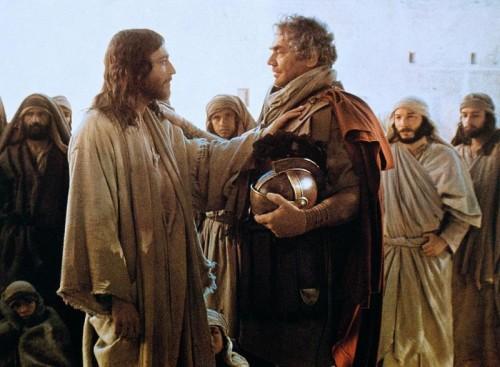 Gesù e il centurione romano Lc 7,1-10